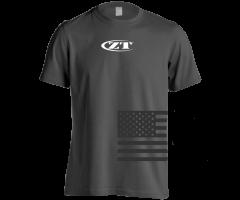 ZT T-Shirt - Charcoal