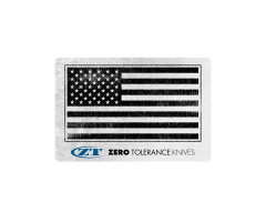 ZT Counter Mat - Flag